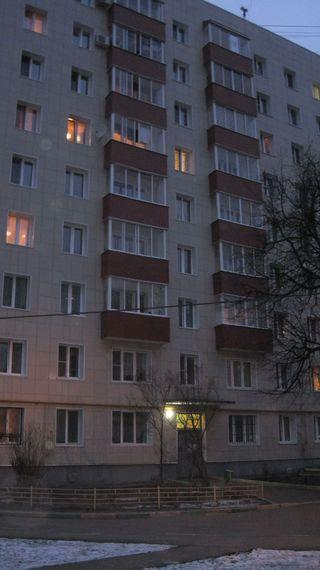 1-комнатная квартира, метро Новые Черемушки.