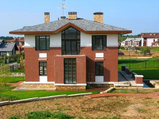Дом в коттеджном поселке ОПУШКИНО, 350 кв.м (1)