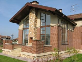 Дом в коттеджном поселке ОПУШКИНО, 39 км. по Новорижскому шоссе (1)