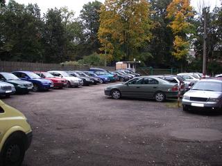 Автостоянка на 75 машин в Риге (с фирмой и землей) (1)