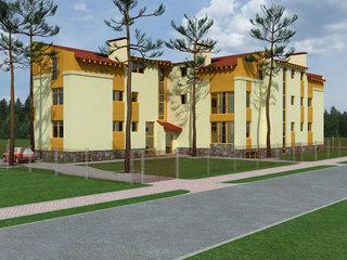 Двухуровневые квартиры на Пуйкулес 12 (Рига, Вецаки) (1)