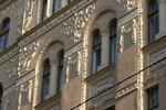Многокомнатная квартира в историческом центре Риги (Латвия) (2)