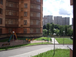4-комнатная квартира у метро Бауманская (1)