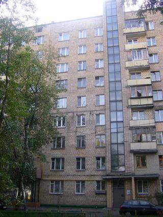 3-комнатная квартира у метро Черкизовская (1)