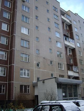 3-комнатная квартира у метро Выхино (1)