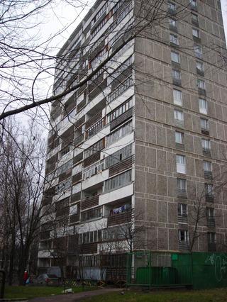1-комнатная квартира у метро Кунцевская (1)