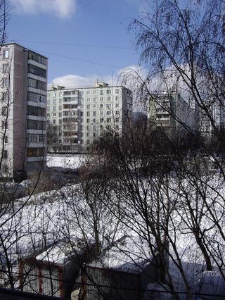 2-комнатная квартира у метро Красногвардейская (1)
