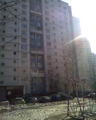 2-комнатная квартира, метро Красногвардейская (1)