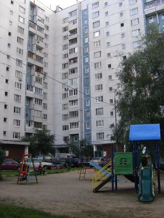 1-комнатная квартира, метро Домодедовская, 15 минут пешком (1)
