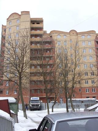 1-комнатная квартира в Ивантеевке, ул. Пионерская, дом 10 (1)