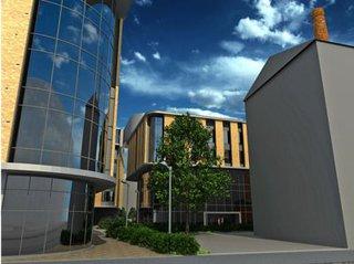 Офисный комплекс в Риге (1)
