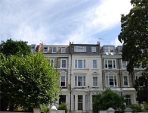 2-спальная квартира, Elsham Road, Holland Park, Лондон (1)